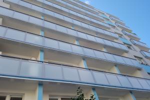 opravené balkóny