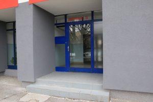 nový vstupný portál
