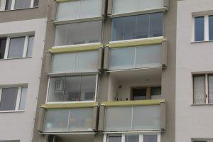 staré balkóny